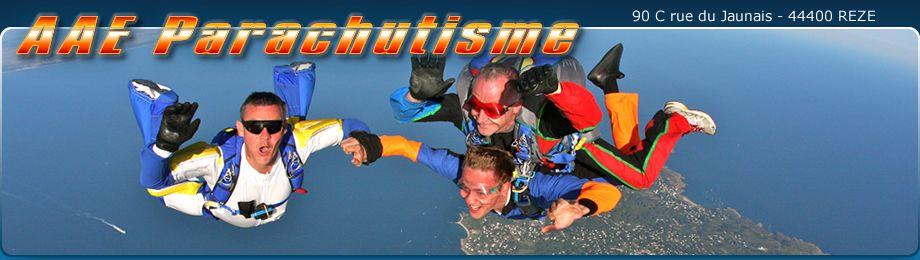 Prix saut en parachute